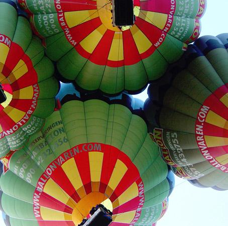 A3 Luchtballonnen
