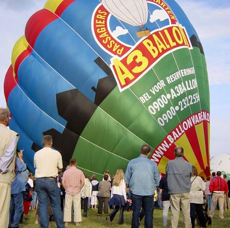 A3 Ballon